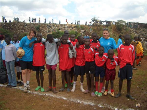 Hallsy's Weekly Look Around the Academy – A little bit of Worthing in AFRICA…