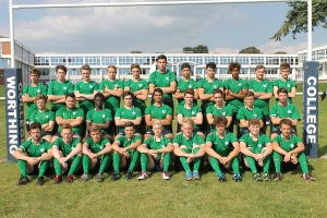 Worthing College 2ndXV (Green) Squad