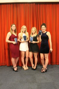 netball award winners