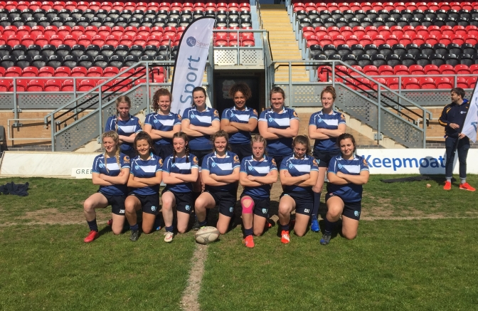AASE Girls Rugby Season Review 2016/17
