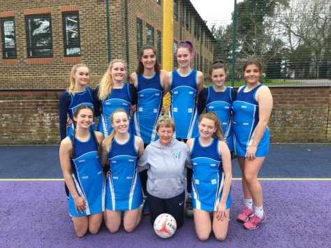 netball sussex cup 1